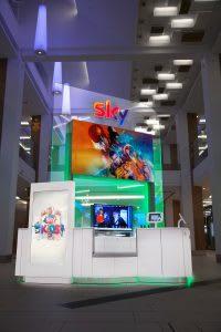Sky Retail Design, Interior Design Retail, Award Winning Agency London