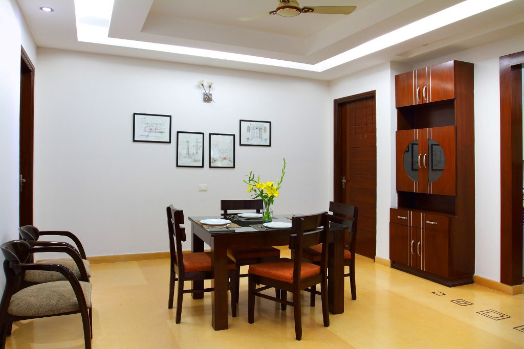 Perch Grove Apartments (Greenwood) - 3 BHK Cross View