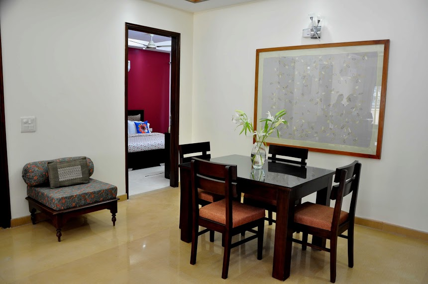 Perch Grove Apartments (Greenwood) - 3 BHK Dining