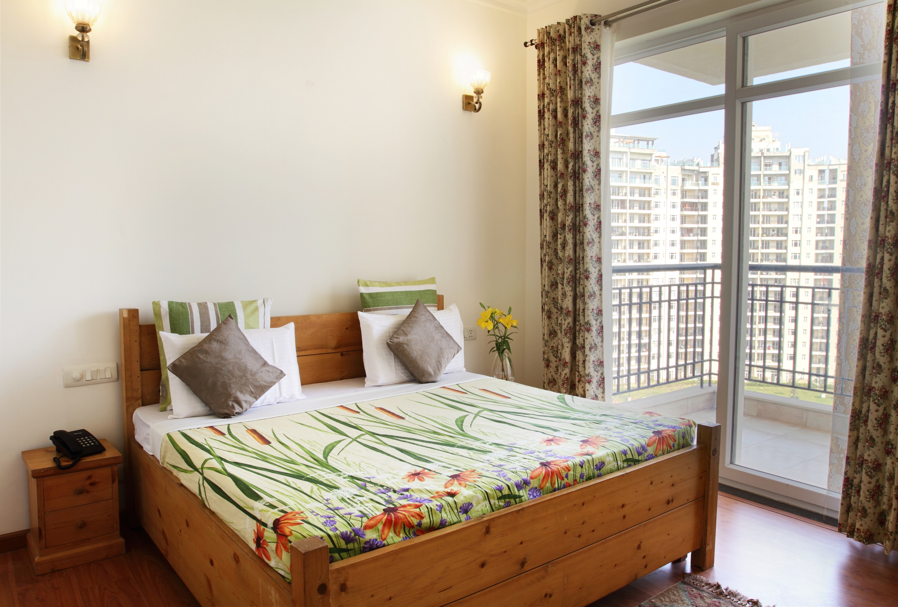Perch Central Park Sona Road, 2BHK