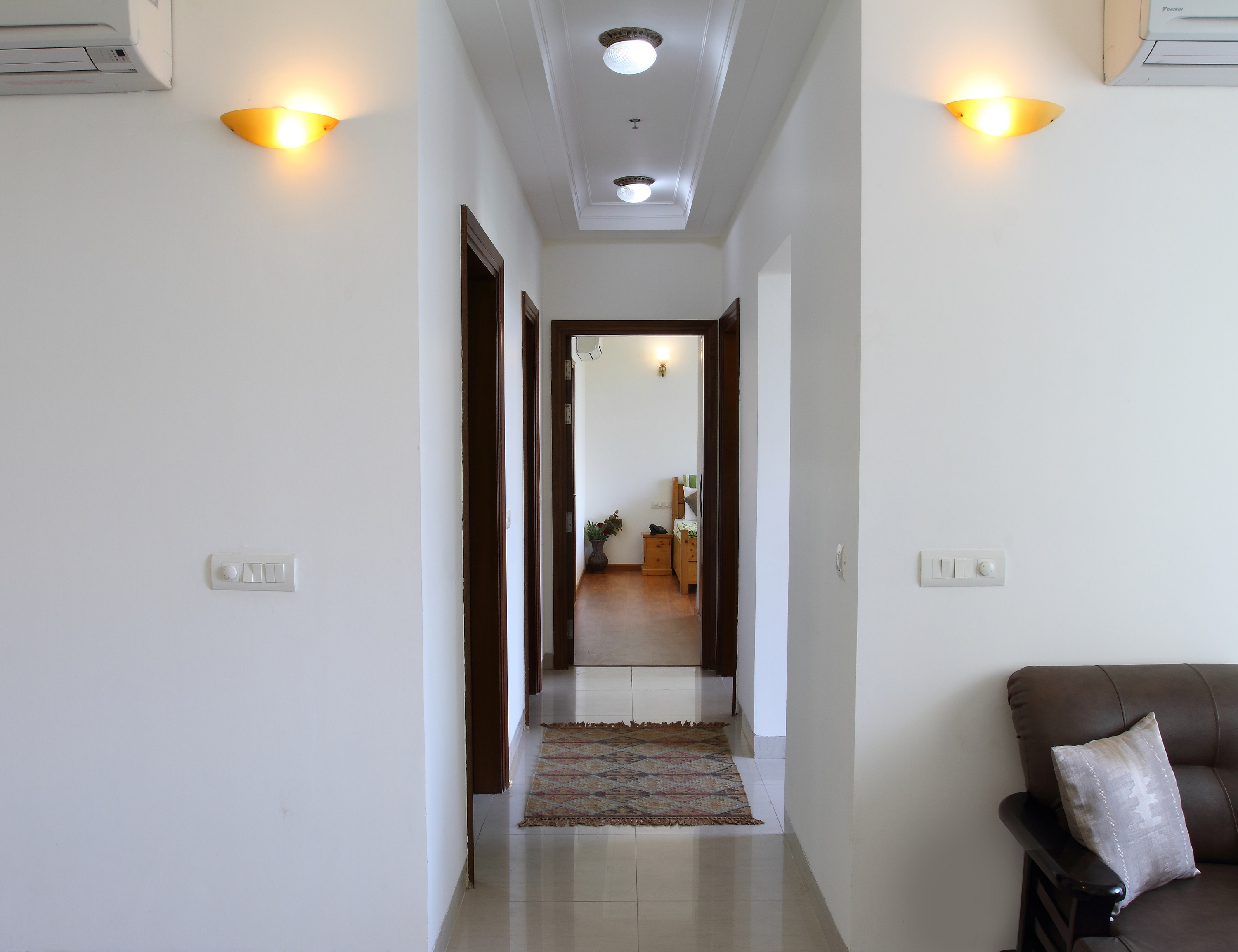Perch Central Park Sona Road, 2BHK Room View