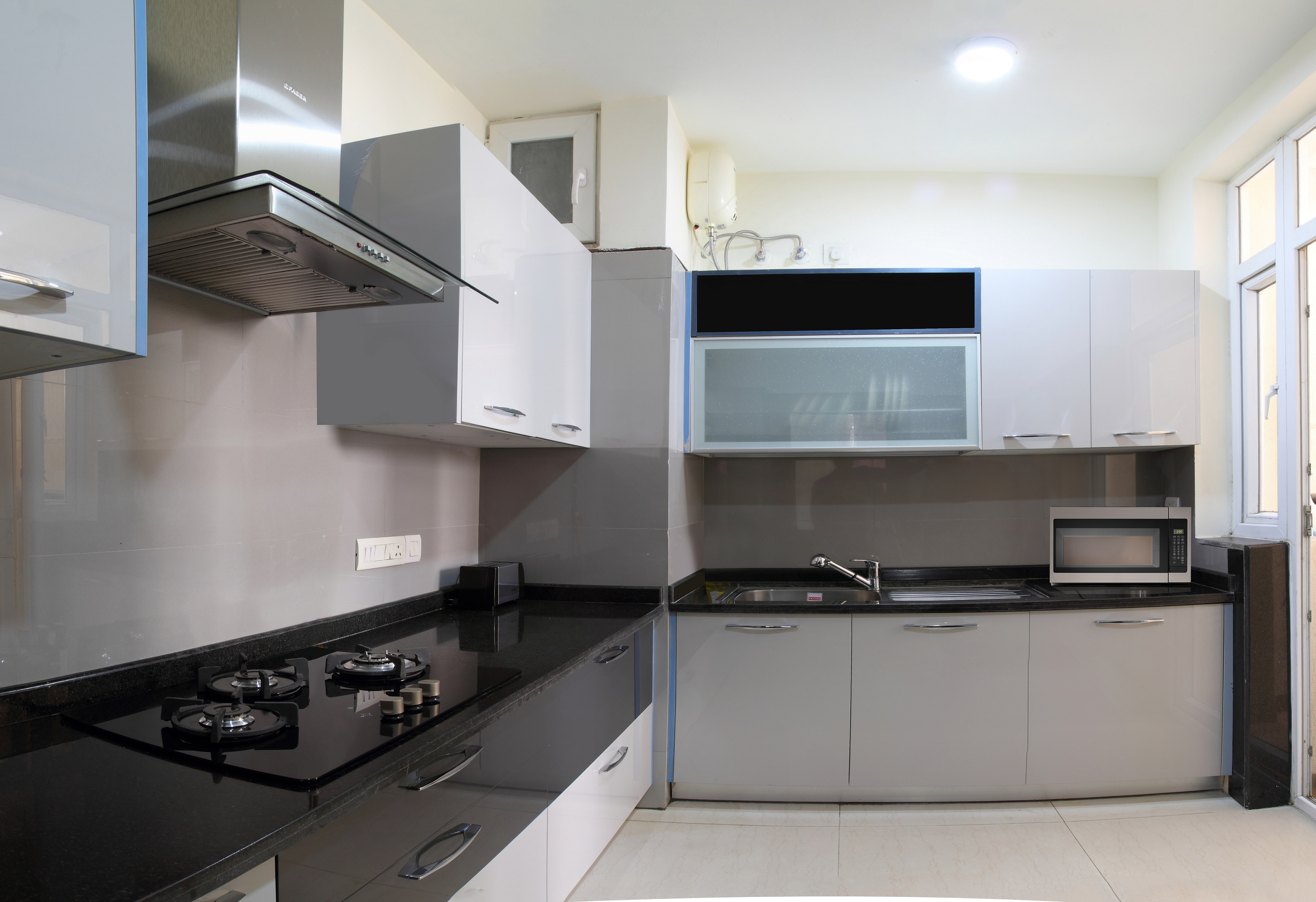 Perch Central Park Sona Road, 2BHK , Kitchen