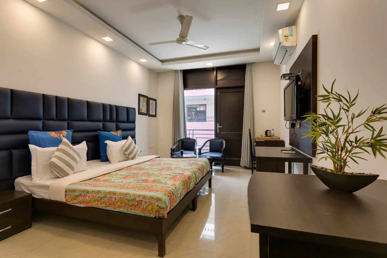 Sterling Room - Bedroom