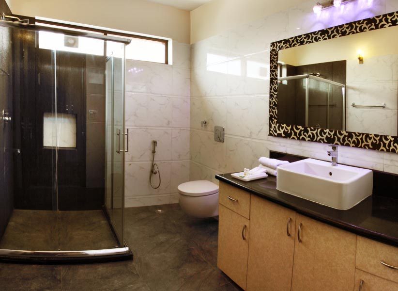 Sterling Studio Apartment - Bathroom
