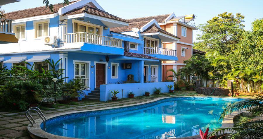 Goan Courtyard Apartments (Vagator)