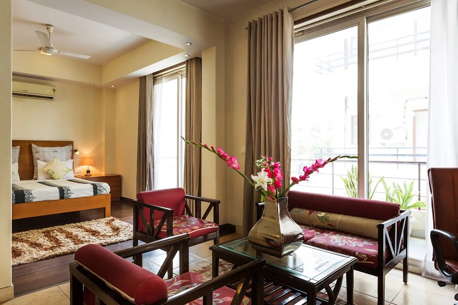 1 BHK rent in Gurgaon - stay with us