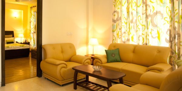 Apartments are equipped for Comfort & Convenience