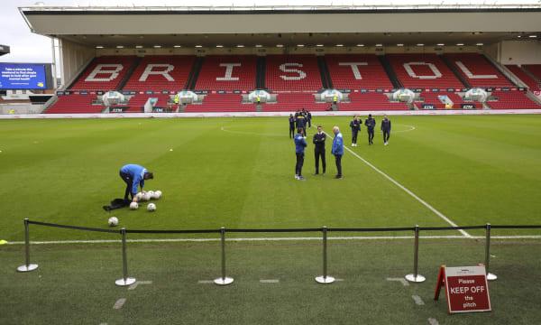 Bristol City v Shrewsbury Town - FA Cup Third Round