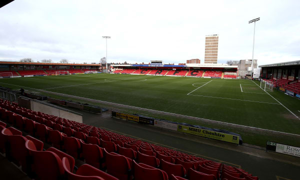 Crewe Alexandra FC v Barnsley - FA Cup Third Round