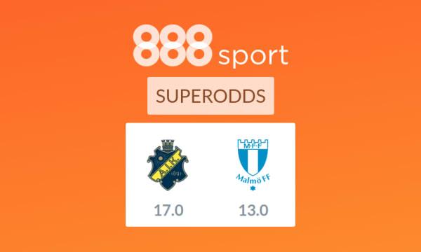 Promo: 888 Sport, SV, AIK - MFF