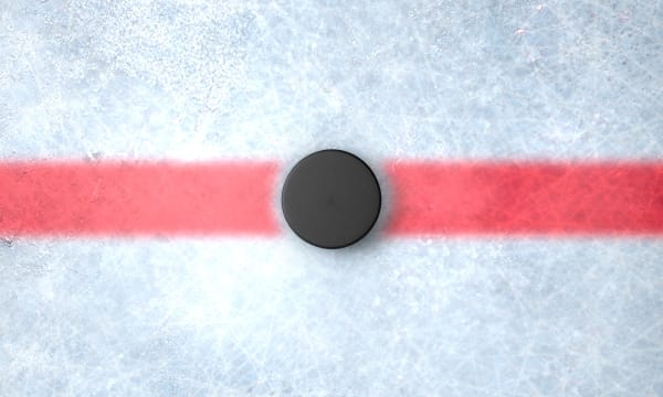 Generic ice hockey #3