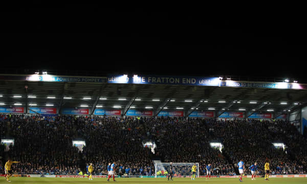 Portsmouth v Arsenal - FA Cup - Fifth Round - Fratton Park
