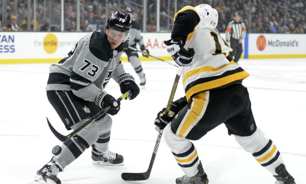 NHL: Pittsburgh Penguins at Los Angeles Kings