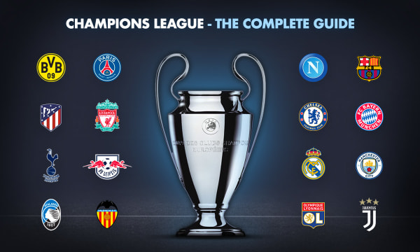 Your complete guide to the 2019-20 Champions League & Europa League
