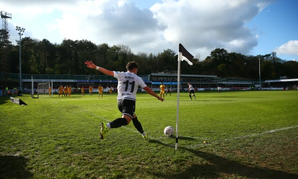 Dover Athletic v Southend United - FA Cup First Round