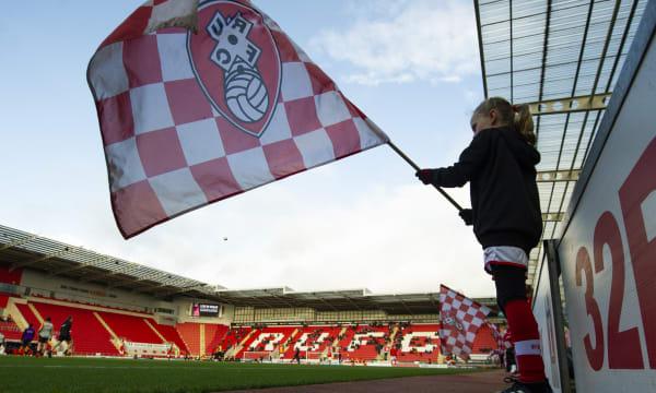 Rotherham United v Hull City - FA Cup - Third Round - New York Stadium