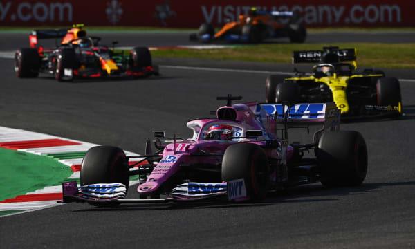 Formula 1 Russian Grand Prix 2020