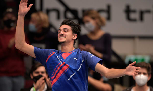ATP Vienna - Letdown Spot for Lorenzo Sonego?