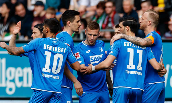 TSG 1899 Hoffenheim - 1. FC Köln: Upplagt för mål