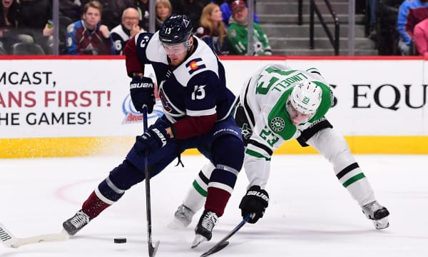 NHL: Dallas Stars at Colorado Avalanche