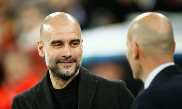 Champions League: Real Madrid V Manchester City