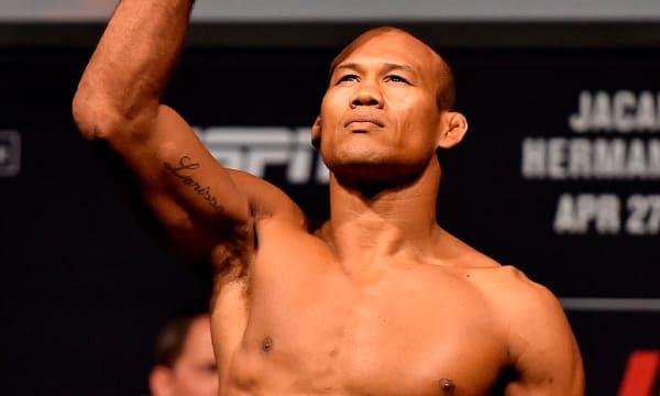 Ronaldo Jacaré garante estar pronto para acabar com má fase contra André Sergipano pelo UFC 262