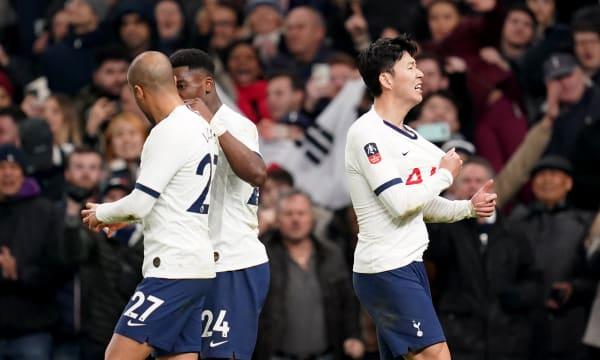 Tottenham Hotspur v Southampton - FA Cup - Fourth Round - Replay - Tottenham Hotspur Stadium
