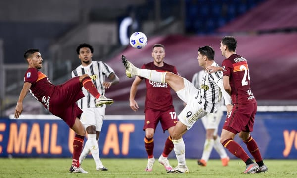 AS Roma v Juventus - Serie A