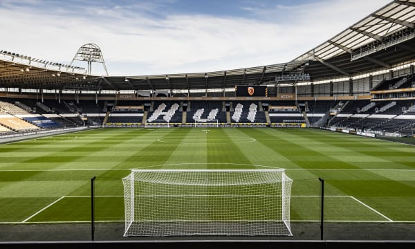Hull City v Fleetwood Town - FA Cup First Round