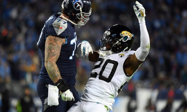 Jacksonville Jaguars vs Tennessee Titans: defensive dynasty coming to an end