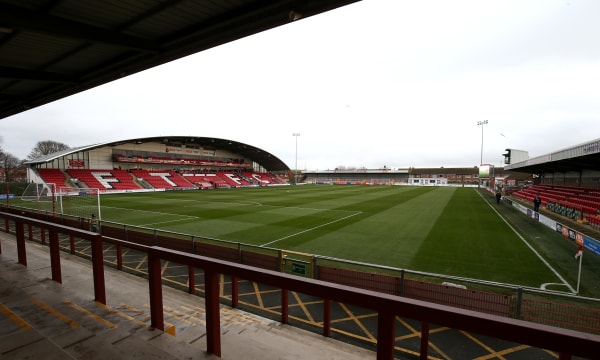Fleetwood Town v Portsmouth FC - FA Cup Third Round