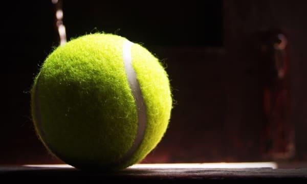 Tennisball 8/18