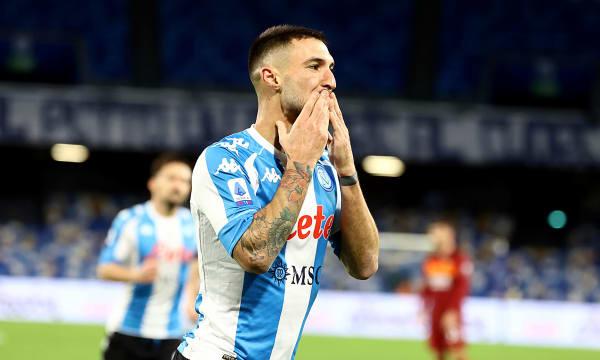 Napoli v Roma - Serie A