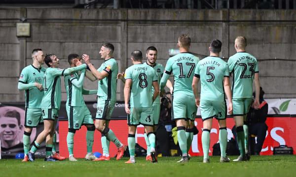 Dulwich Hamlet v Carlisle United - FA Cup First Round