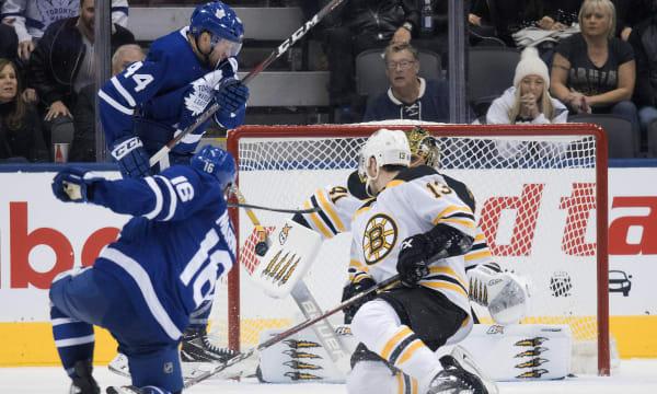 NHL: Boston Bruins at Toronto Maple Leafs