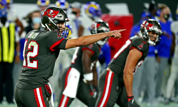 NFL: Los Angeles Rams at Tampa Bay Buccaneers