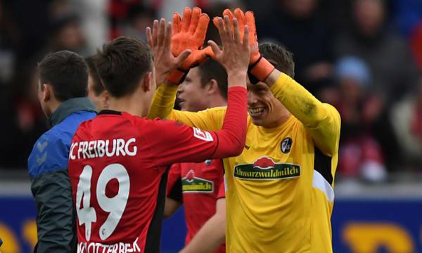 SC Freiburg - Hertha BSC
