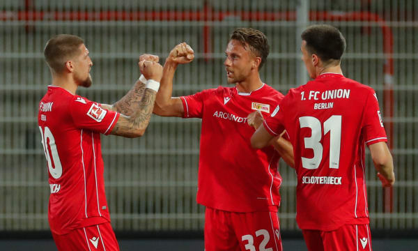 1. FC Union Berlin v 1. FSV Mainz 05 - Bundesliga