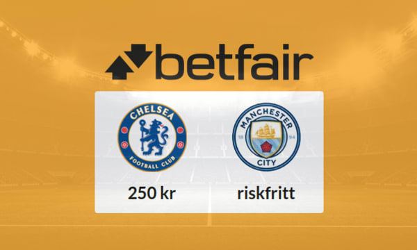 Promo: Betfair, SV, Chelsea - Manchester City 2020-06-24