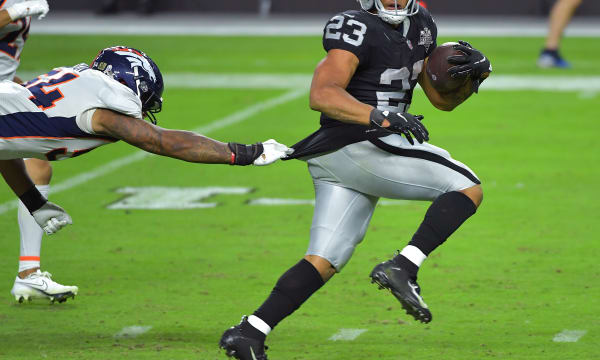 NFL: Denver Broncos at Las Vegas Raiders