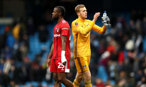 Manchester City v Fulham - FA Cup - Fourth Round - Etihad Stadium