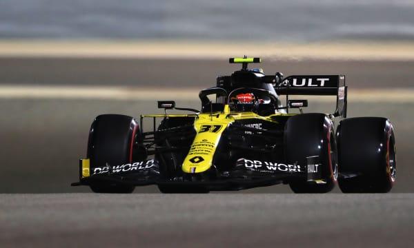 F1 Grand Prix of Sakhir - Practice