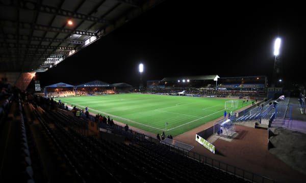 Carlisle United v Cardiff City - FA Cup - Third Round - Replay - Brunton Park