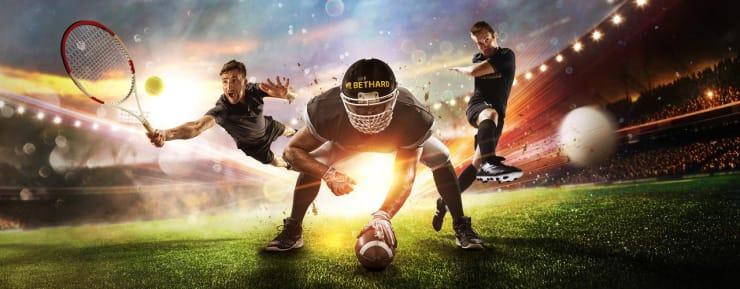 Bethard - sport och odds