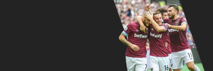 Betway odds och casino