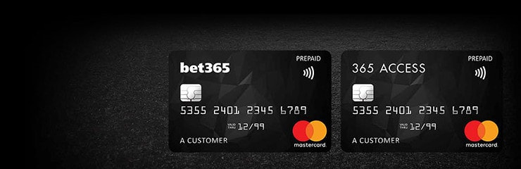 Payments & Deposits at bet365 NJ