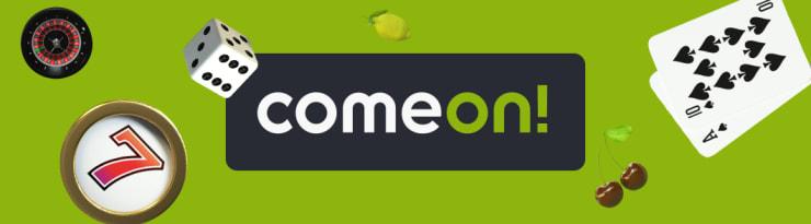 ComeOn! - Sport och Casino