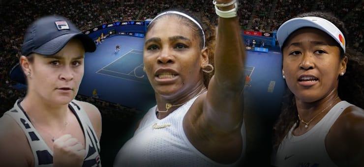 Betting favourites to win the Australian Open women's singles