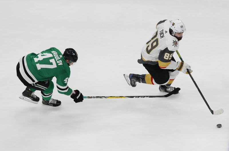 NHL: Stanley Cup Playoffs-Vegas Golden Knights at Dallas Stars