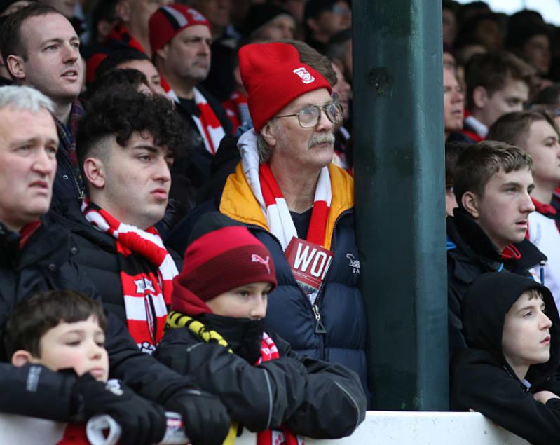 Woking v Watford - FA Cup Third Round